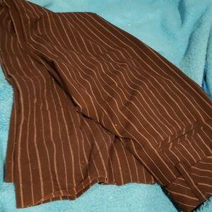 Cambridge striped dress pants